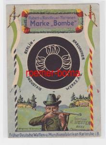 78743 Reklame Ak Berlin Karlsruher Industrie Werke A.G. um 1930