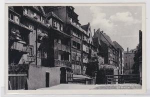 89353 Ak Breslau die alte Weißgerber Ohle um 1940