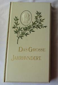 Postkartenalbum Das Grosse Jahrhundert - Ansichtkartenserie 200 Karten (117458)