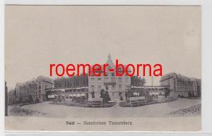 73870 Ak Saal im Elsass Sanatorium Tannenberg um 1915
