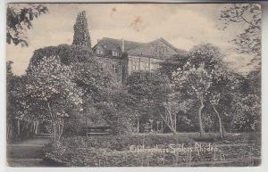 71597 Ak Erholungshaus Schloss Rhoden 1911