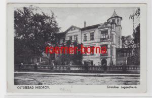 74948 Ak Ostseebad Misdroy Dresdner Jugendheim 1939