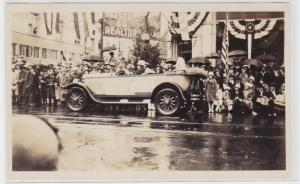 74849 Foto AK Eisenbahnfeier in Eugene Oregon vor Prescott Co. im August 1926