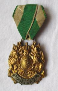 Seltener Orden königlich sächsischer Militär Verein Börnichen um 1920 (110591)