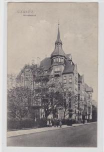 80918 AK Liegnitz - Wilhelmsbad, Stadtvilla 1907