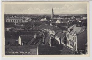 79330 Feldpost AK Tulln an der Donau, N.D. - Totalansicht mit Kirche 1941
