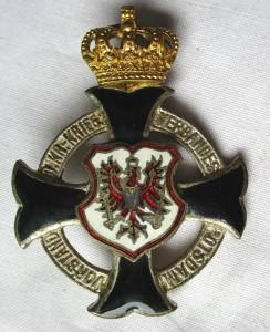 Seltenes Abzeichen Kreuz Vorstand des Kreis-Kriegerverbandes Potsdam (117860)