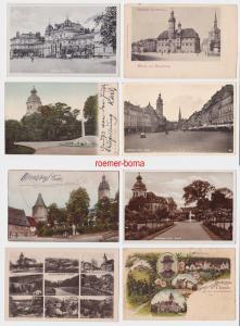 68018 / 8 Ak Eisenberg, Altenburg, Leuchtenburg um 1920