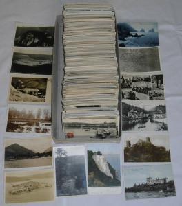 1000 interessante alte Ansichtskarten um 1910 bis 1940 (114438)