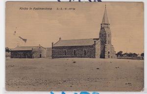 84833 Ak Kirche in Keetmanshoop Deutsch Süd West Afrika um 1910
