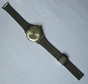 Elegante Anker Automatic 25 jewels Armbanduhr Automatik Uhr Incabloc (107241)
