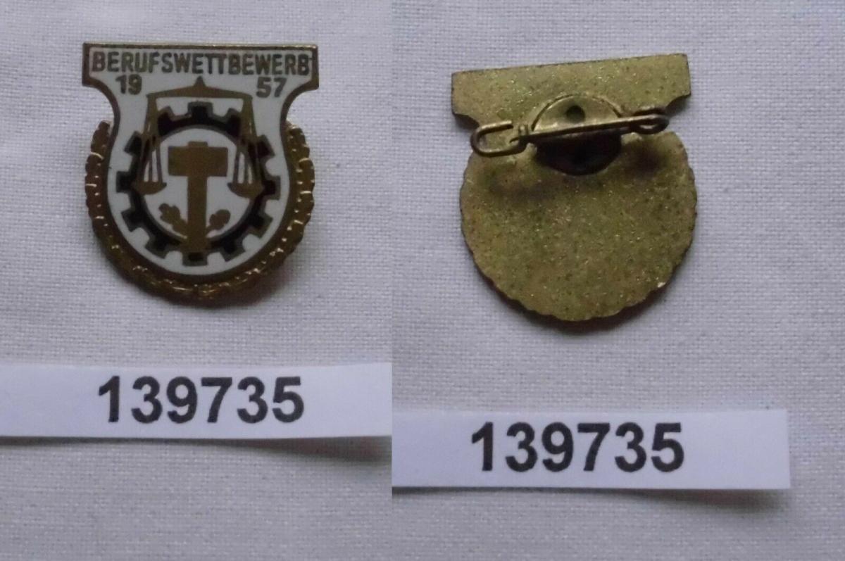 DDR Medaille 9.Berufswettbewerb FDJ 1957 für gute Leistungen (139735) 0