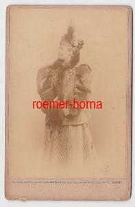 85315 Original Foto Deutsche Kaiserin Auguste Victoria 1895