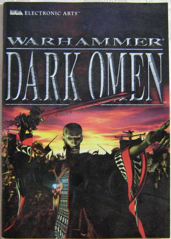 Spielanleitung PC Spiel WARHAMMER Dark Omen