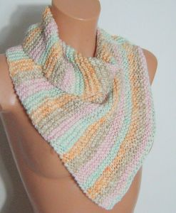 Snood Schal Sorbet Scarf Schal Loop