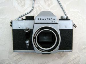 PRACTICA LLC Gehäuse Body