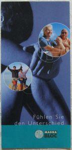 Amway Magna Bloc Flyer 1999