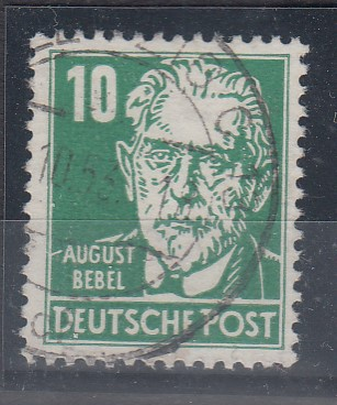 DDR MiNo. 330vbXII Rund-o gpr Schönherr BPP (100.-)