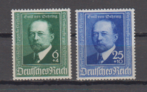 Dt,Reich MiNo. 760/61 **