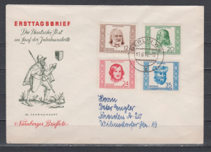 DDR MiNo. 311/14 Ersttagsbrief (40.-)