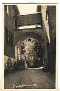 Alte Ansichtskarte/AK/Postkarte: Schloss Eberstein
