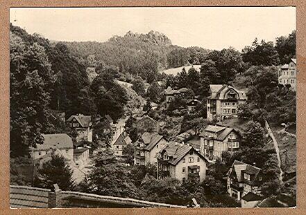 Alte Ansichtskarte/AK/Postkarte: Oberaudorf mit Kranzhorn