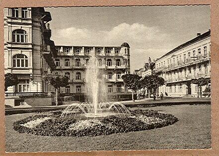 Alte Ansichtskarte/AK/Postkarte: Bad Neuenahr - Hauptstraße