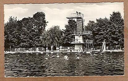 Alte Ansichtskarte/AK/Postkarte: Hartmannsdorf Krs. Karl-Marx-Stadt, Bad