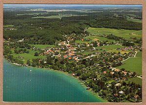 Alte Ansichtskarte/AK/Postkarte: Steinebach am Wörthsee
