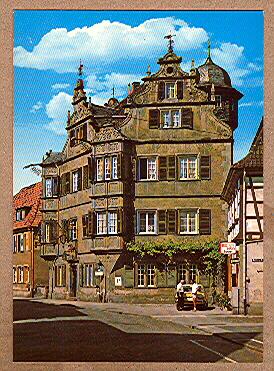 Alte Ansichtskarte/AK/Postkarte: Bad Bergzabern - Gasthaus Engel