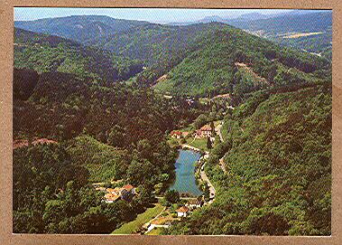 Alte Ansichtskarte/AK/Postkarte: Bad Bergzabern an der Weinstraße, Kurtal