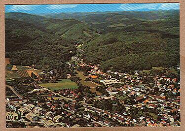 Alte Ansichtskarte/AK/Postkarte: Bad Bergzabern / Südl. Weinstraße