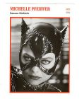 Starporträts Star Foto Movie Card Michelle Pfeiffer 1992 USA Batman Rückkehr