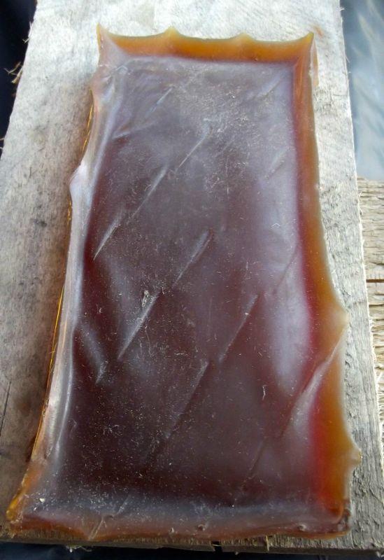 1 Tafel Knochenleim Tafelleim Holzleim ca. 90 - 100 Gramm Biologisch Restaurier
