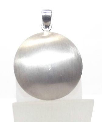 Design 925er Silber Ketten Anhänger aus Juweliernachlass Goldschmiedearbeit