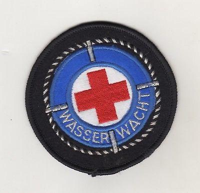 Aufnäher Wasserwacht Rotes Kreuz Patch
