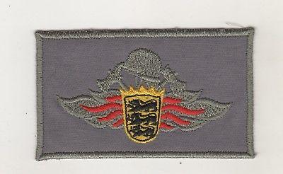 Original Aufnäher Patches Feuerwehr Baden Württemberg