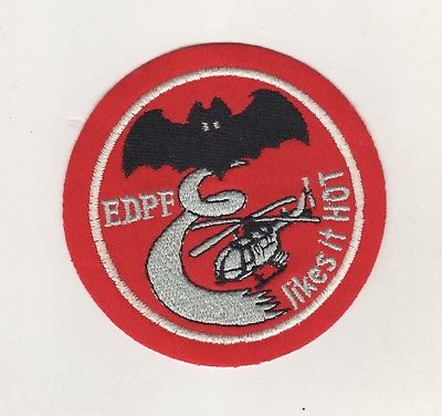 Aufnäher Patches Flugsport EDPF likes it Hot