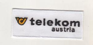 Stoff Aufnäher Patch Telekom Austria Österreich