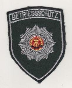Uniform Aufnäher Patch DDR Betriebsschutz