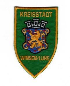 Aufnäher Patch Kreisstadt Winsen Luhe  Wappen