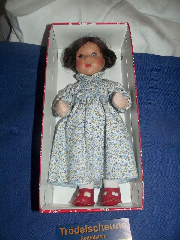 Käthe Kruse Puppe im Karton 27 cm