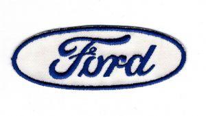 Patch Abzeichen Aufnäher Ford