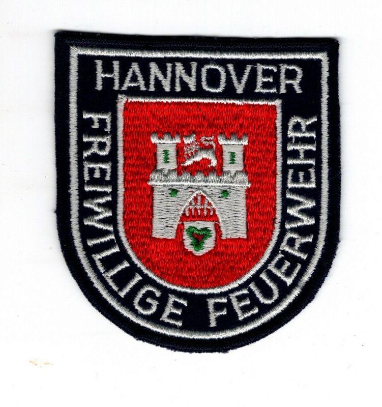 Patch Abzeichen Aufnäher Freiwillige Feuerwehr Hannover