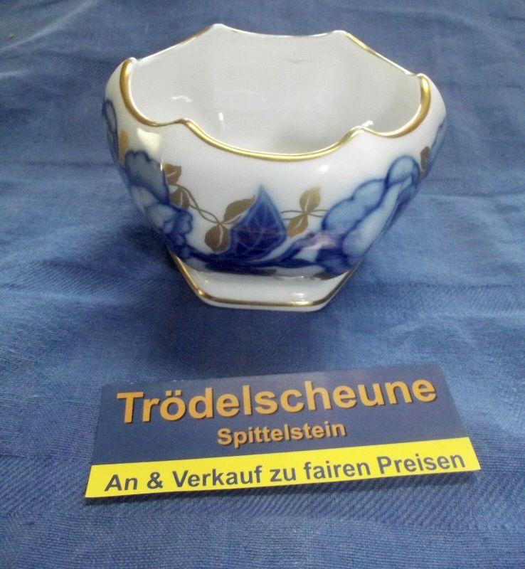Rosenthal Selb Bavaria Schale Malerzeichen Blumen Dekor
