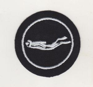 Uniform Aufnäher Patches Taucher Wasserwacht Rettungstauchen