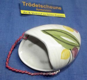 60er Jahre Wandvase Vase West Germany Nr. 326