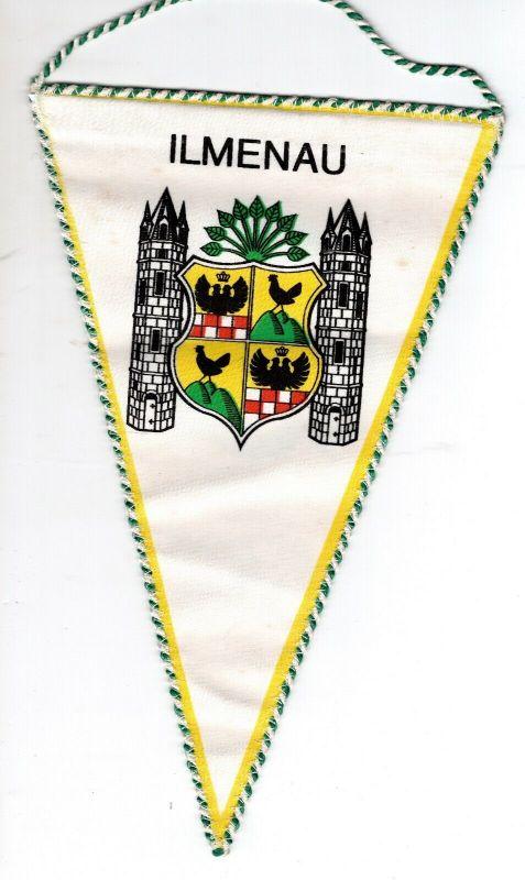 DDR Wimpel 17 Arbeiterfestspiele der DDR Bezirk Suhl 1978 Ilmenau