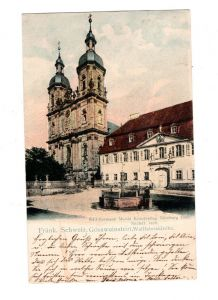 AK Fränkische Schweiz Gössweinstein Wallfahrtskirche 1908