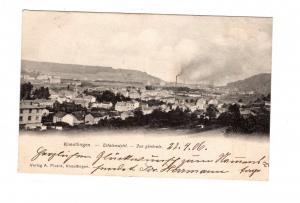 AK Frankreich Knutange Kneuttingen Département Moselle Grand Est 1906
